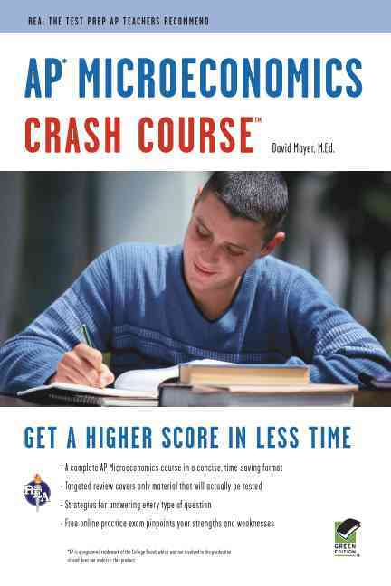 Ap Microeconomics Crash Course By Mayer, David