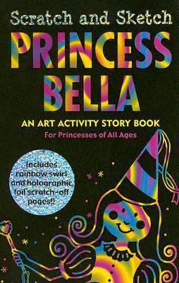 Princess Bella Scratch And Sketch